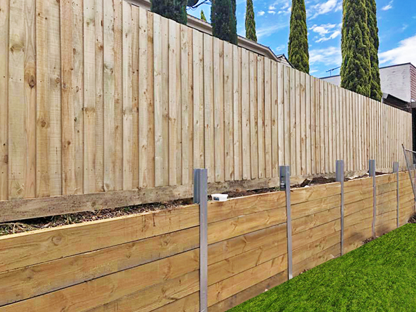 Timber Fencing Melbourne, Timber Fence Panels Melbourne