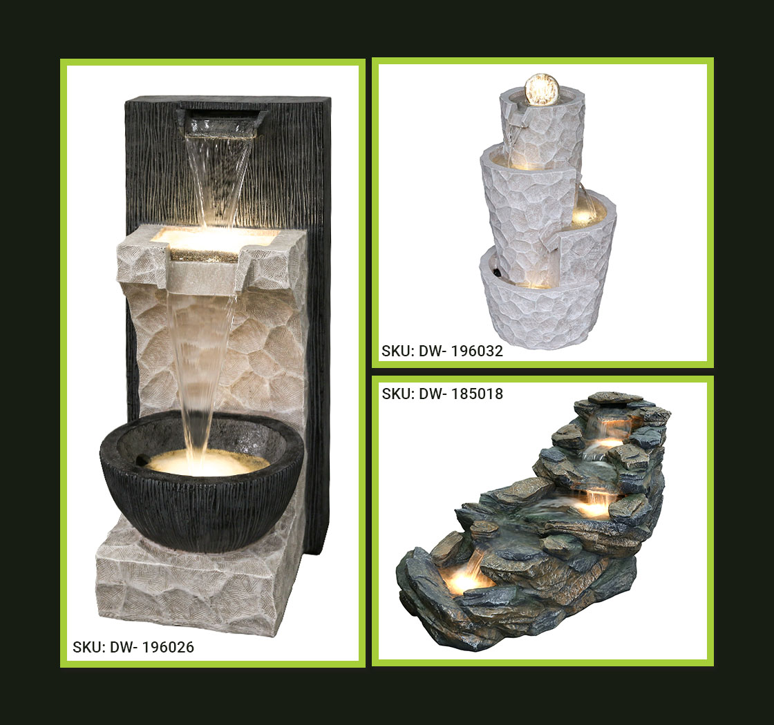 Buy water features near me