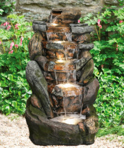 outdoor water fountains for sale near me