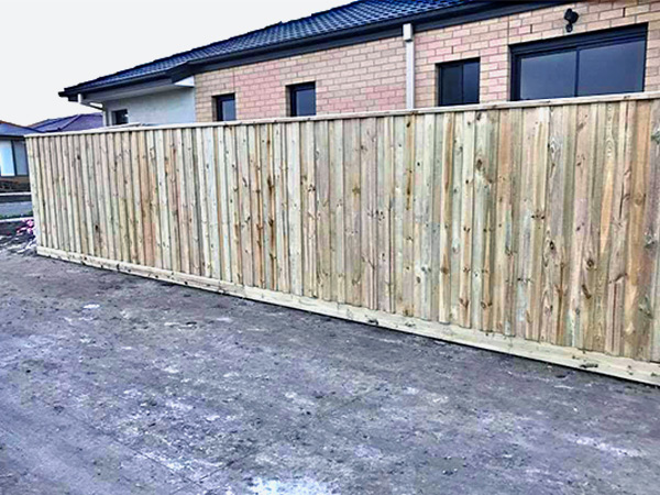 Best Timber Fencing in Preston