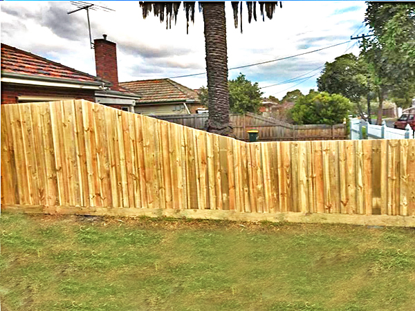 Cheap Timber Fencing in Greenvale