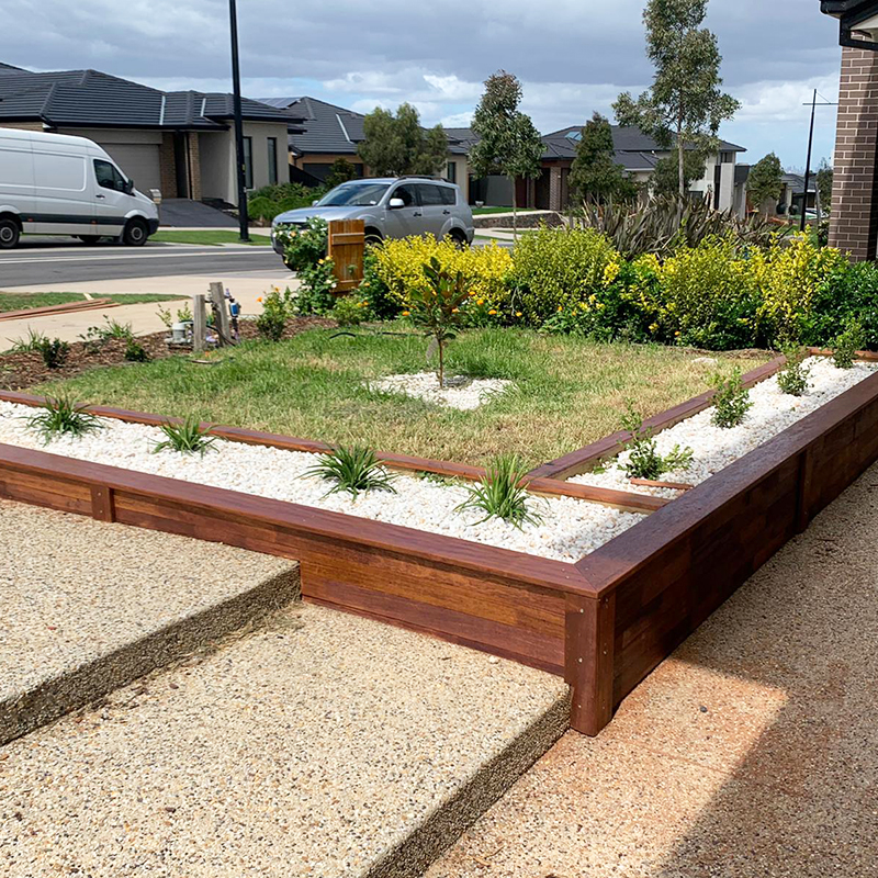 Cheap landscaping supplier in Preston