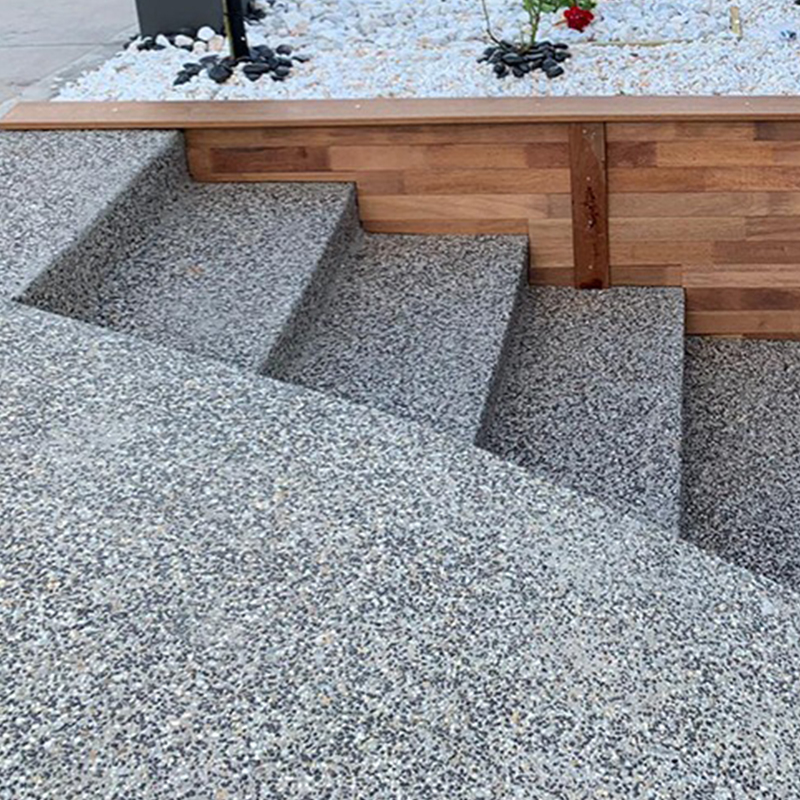 Concrete Driveway in Coburg