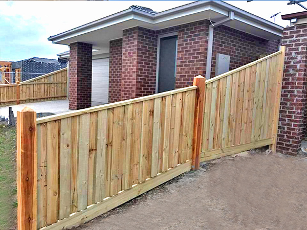 Timber Fencing in Essendon