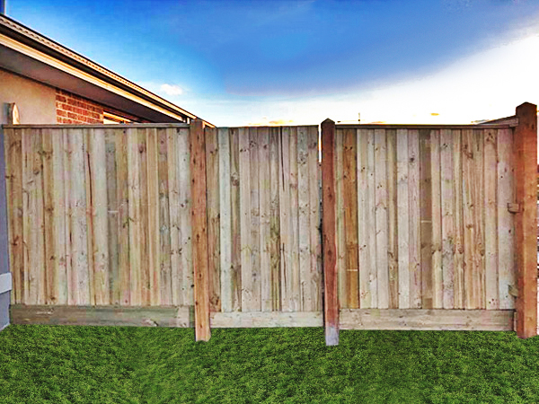 Timber Fencing installer in Epping