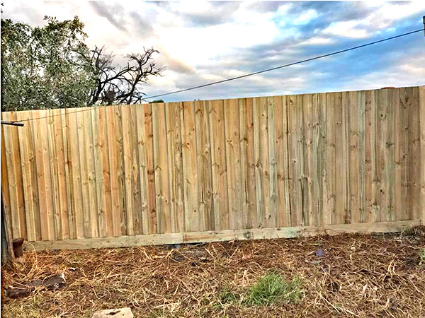 Timber Fencing installer in Greenvale