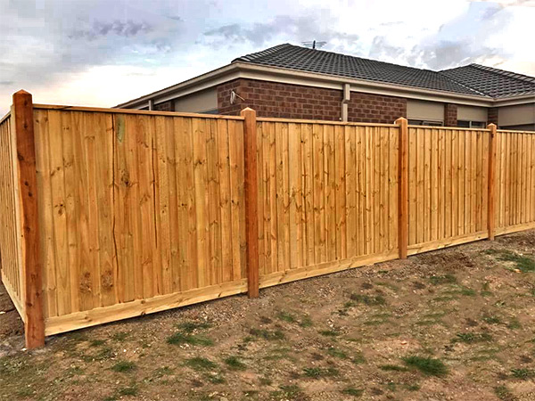 Timber Fencing installer in Preston