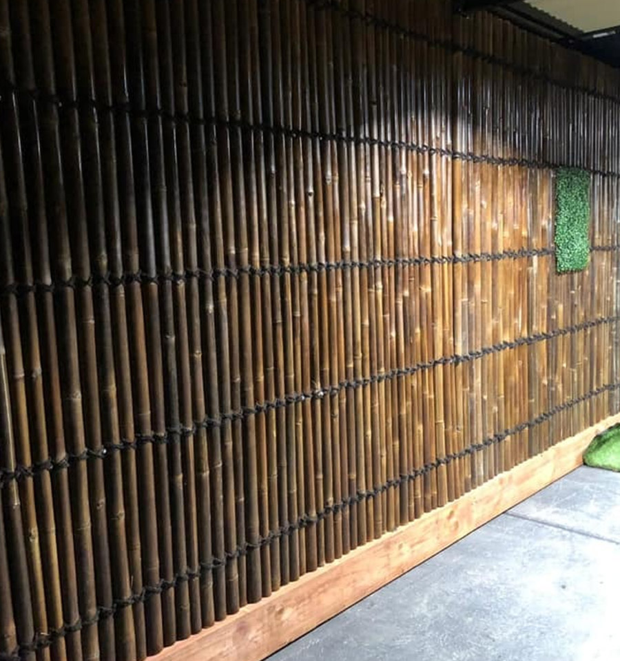 Cheap Bamboo Fence in Wollert