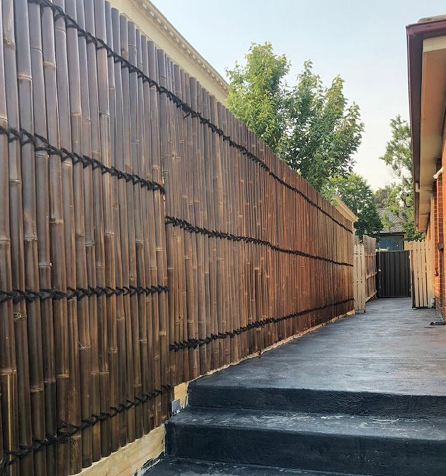 Buy Bamboo Fence in Melbourne
