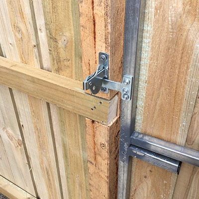 Timber Gate Installer in Melbourne