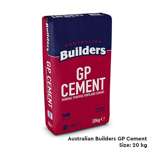 GB Cement Supplier in Melbourne