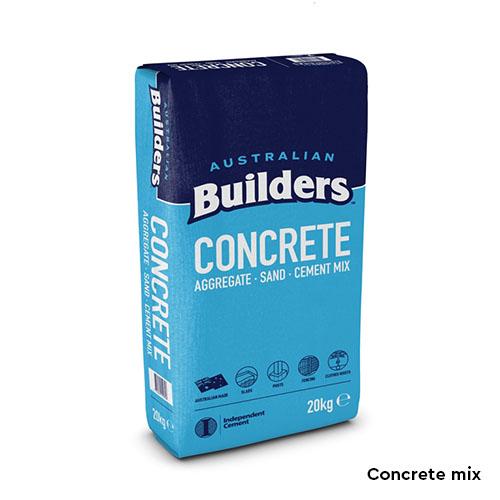 Concrete Mix Supplier in Melbourne