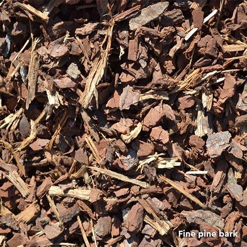 Fine pine bark supplier Melbourne Eastern suburbs
