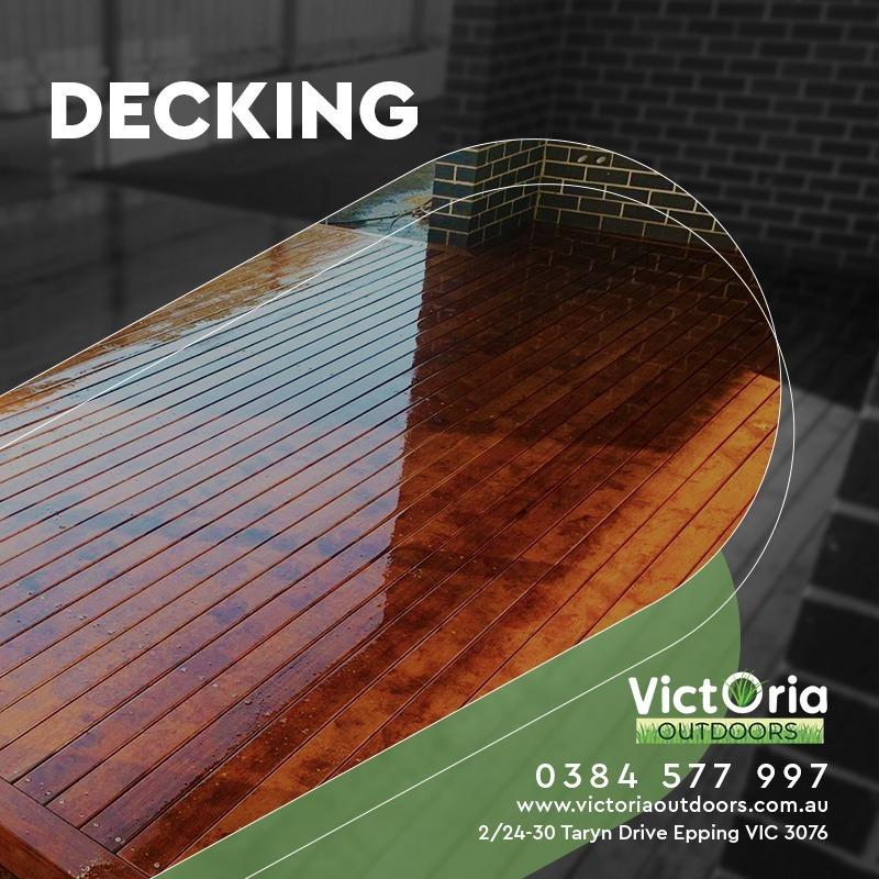 Dacking installer in Melbourne
