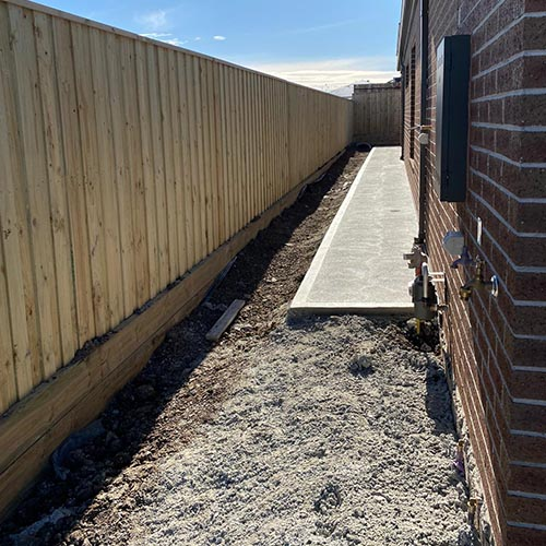 Cheap Timber Fencing in Wollert