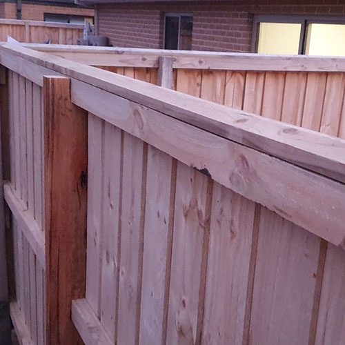 Timber Fencing Wollert